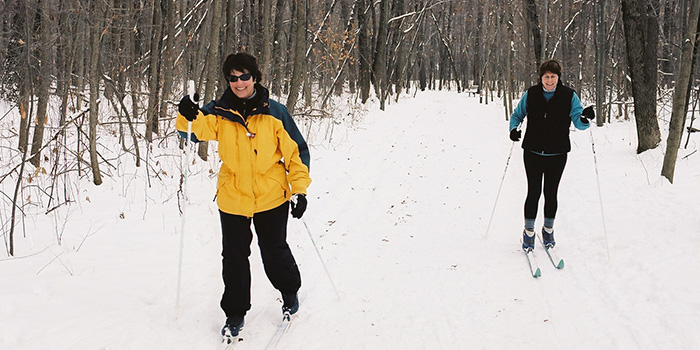 Oak Openings Ski Trails