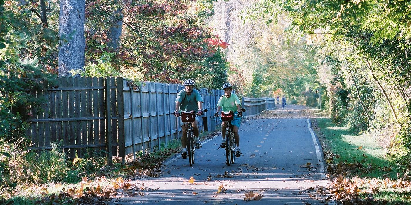 University Parks Trail Metroparks Toledo