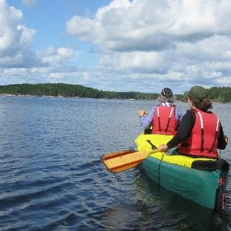 Canoeing the Canadian Wilderness: A Family Affair