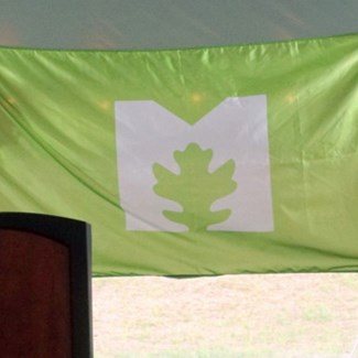 New Flag to Fly Over First Downtown Metropark