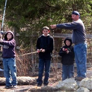 Kids Can Fish for Trout at Pearson Next Saturday