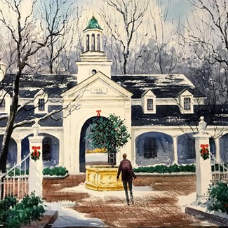 Exhibit to Feature Paintings of Parks