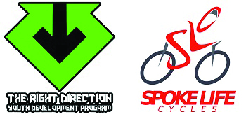 The Right Direction and Spoke Life Cycles Logo