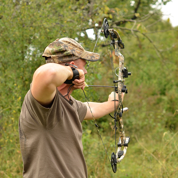 The Metroparks 50 (M50) is an all-day archery tournament, Saturday, September 14 at Westwinds.