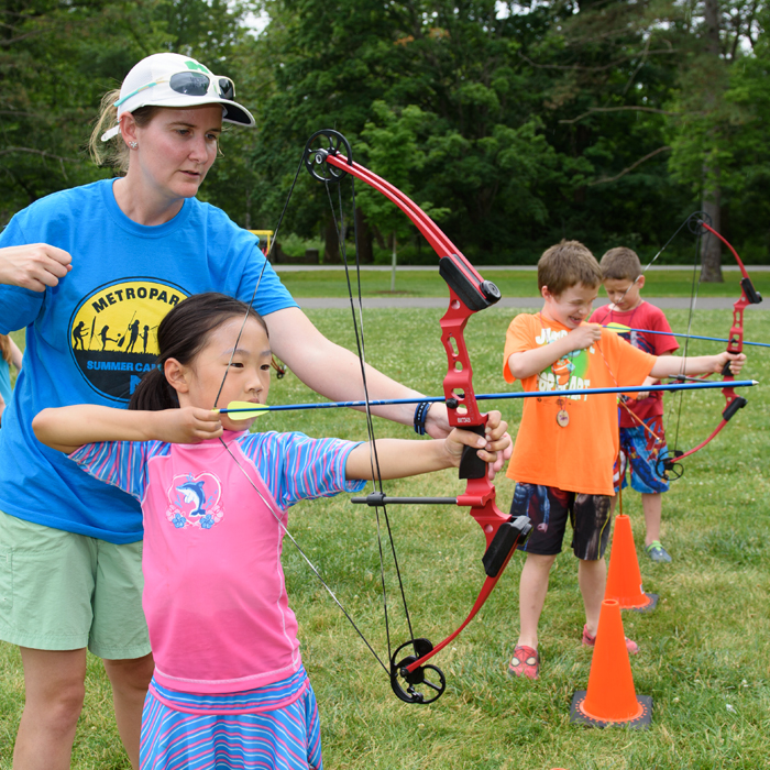 Make Memories at Metroparks Summer Camps