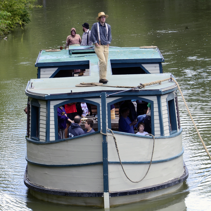 The Canal Experience at Providence Metropark