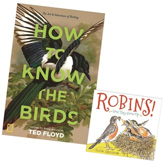 Librarian Picks Get You Ready for Birding Season
