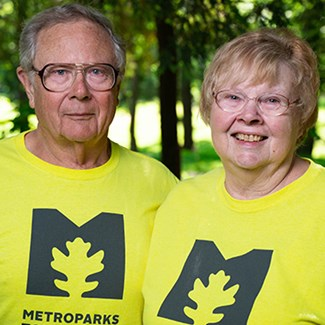 Park People: Bill and Vickie Halsey