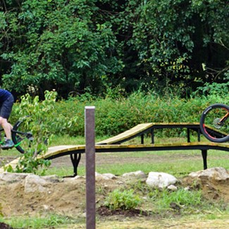 Fit Park Ride Challenges Cyclists at Oak Openings