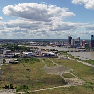 Toledo Waterfront Transformation Underway