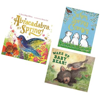 Librarian Picks Books That Focus on Spring