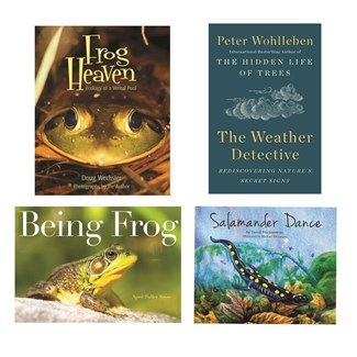 Librarian Picks Books That Focus on What to Look for as Spring Approaches