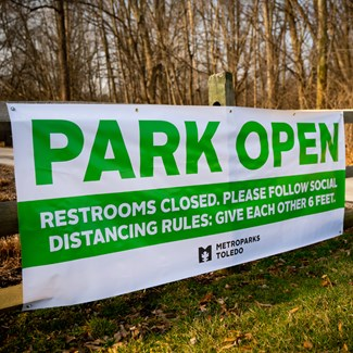 Should the Metroparks Stay Open?