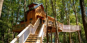 Treehouse Village  - The Dragline