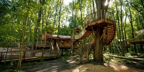 Treehouse Village - Flatwood Commons