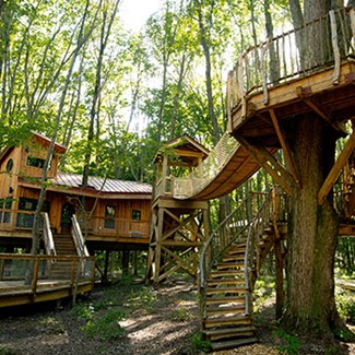 Cannaley Treehouse Village Tours