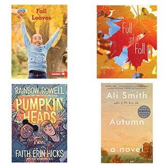 Librarian Picks Focus on Fall