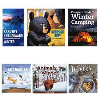 Librarian Picks Focus on People and Wildlife Getting Ready for Winter